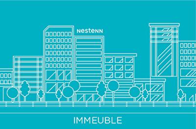 A vendre PAU Centre Immeuble de rapport entierement renove de 390 m2 divises en 8 appartements