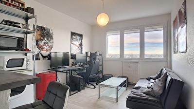 A vendre PAU Mermoz proche facultes Appartement T2 de 38,18 m2 loue a une etudiante