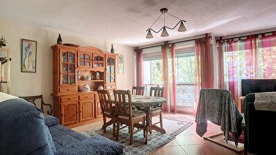 Vente PAU Appartement T3 de 78.39 m2 avec balcon + cave