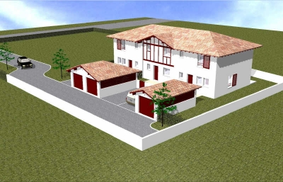 Pavillon TARNOS - 4 pieces - 80,88 m2