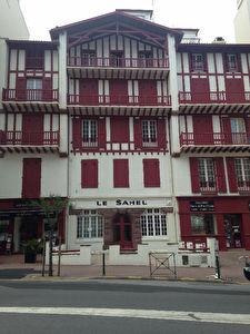 Appartement Biarritz 1 piece 16,46 m2