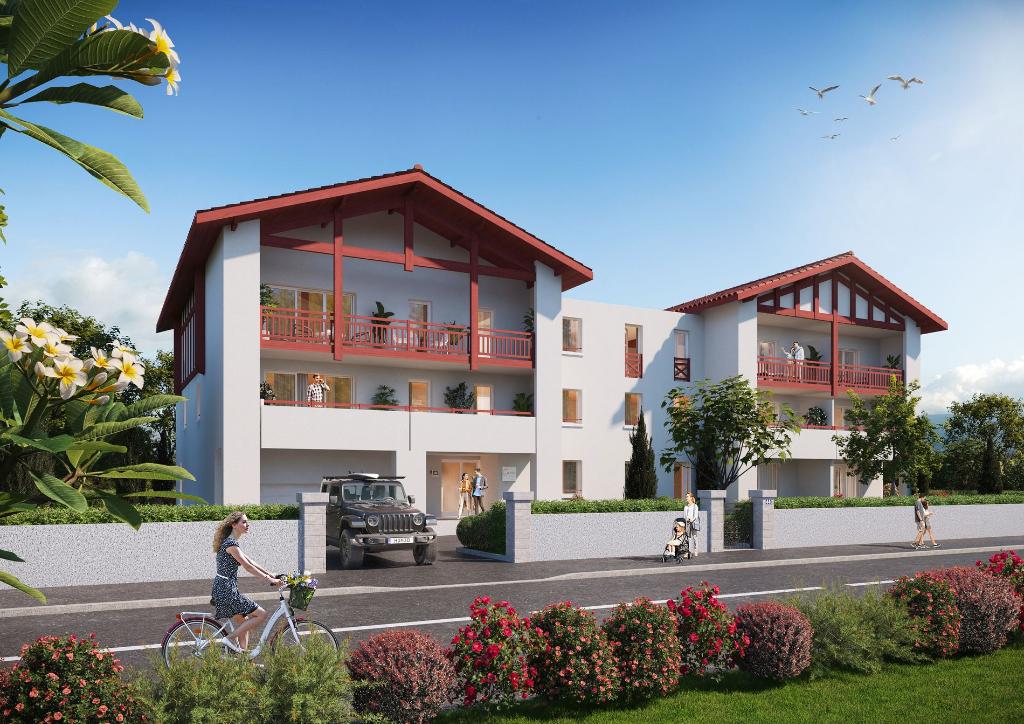Appartement Bayonne 4 pièce(s) 83.53 m2