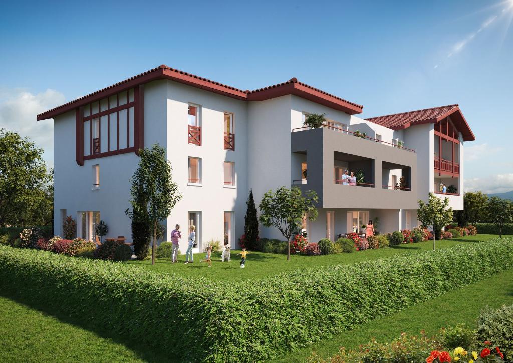 Appartement Bayonne 3 pièce(s) 57.14 m2