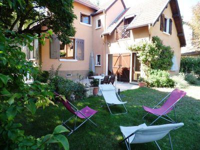 Tassin Bourg Maison  6 pieces 130m2 utiles terrain 595m2
