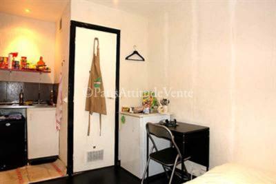 APPARTEMENT PARIS 03 - 1 piece - 14 m2