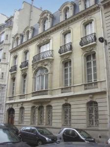 HOTEL PARTICULIER PARIS 16 - 20 pieces - 1050 m2