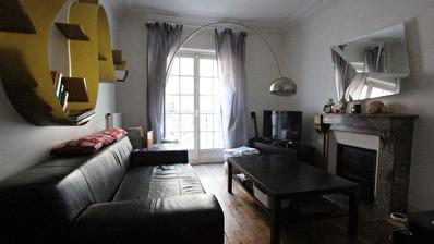 Metro Lamarck - Appartement 2 pieces - Paris 18eme - Exclusivite