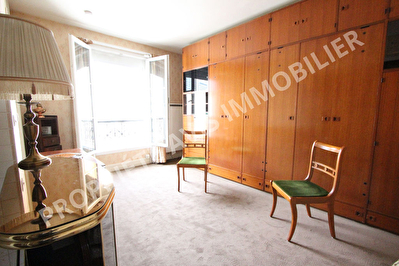 Appartement - Studio 19m2 Paris 7eme avec cave