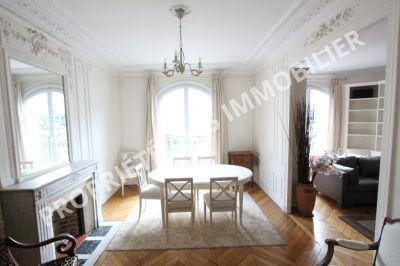 Appartement 3 pieces Paris 6eme - Balcons