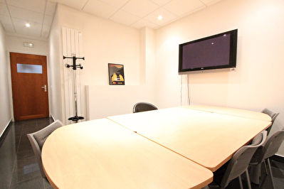 Bureaux Paris 17 m2