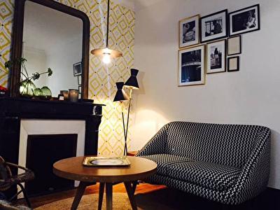 Appartement Paris 2 pieces 25 m2