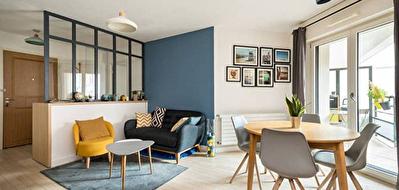 LEVALLOIS PERRET - Appartement 2 pieces 47m2