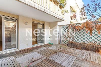 Appartement Boulogne Billancourt 3 pieces avec 2 terrasses