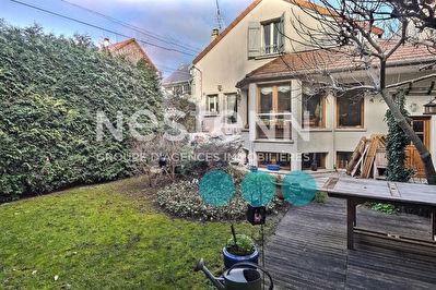 MAISON COLOMBES 6 pieces - 4 chambres + Jardin - 160m2