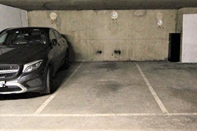Parking a louer - Rue de Courcelles Paris 8eme