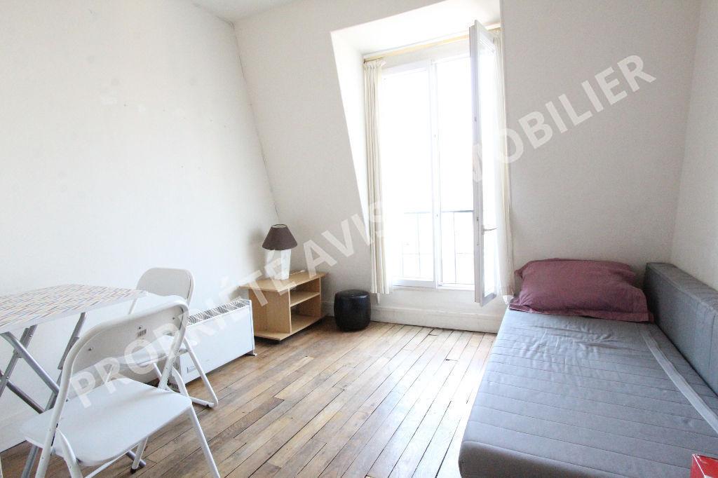 photos n°1 Appartement Paris 1 pièce(s) 12.89 m2