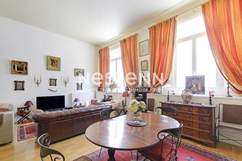 Exclusivité Appartement Paris 8ème - 54 m2 - 4m hauteur sous plafond