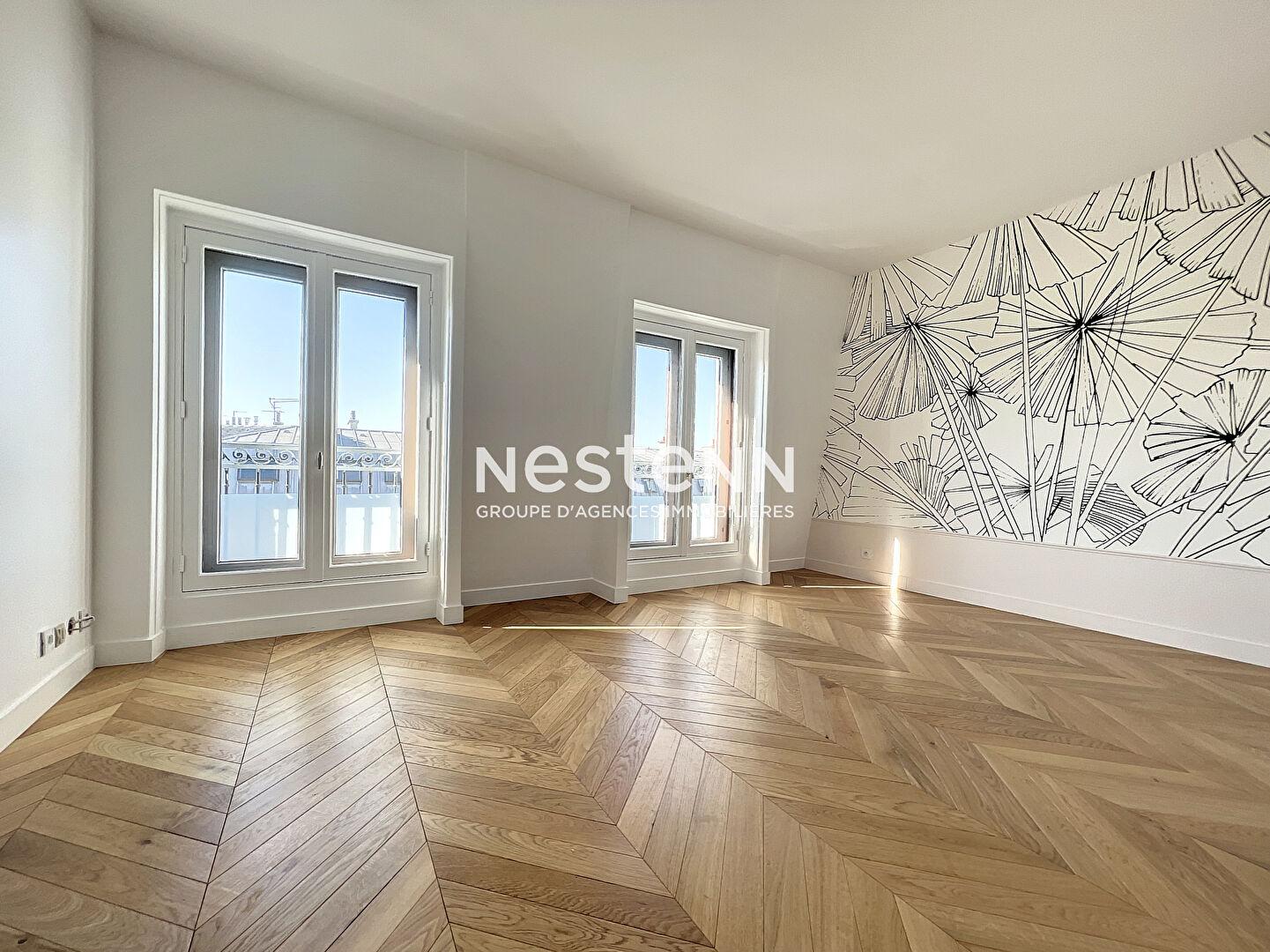 Exclusivité Nestenn - Appartement 5 pièces - Dernier étage - Parfait état