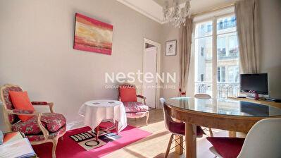 Appartement Paris 2 pieces 39.80 m2
