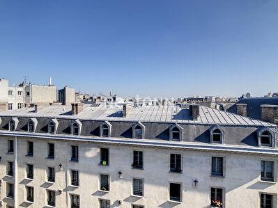 Paris 8 - Europe - studio 14 m2 au sol