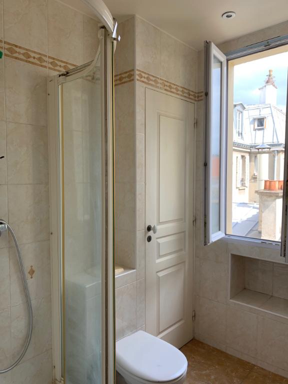 Paris 17 ème - Studio 26.03m²  - Courcelles / Plaine Monceau