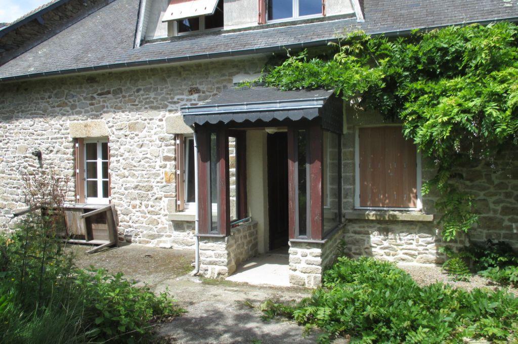 photos n°1 Maison en pierres  - 75 m² - Hameau proche Loudéac