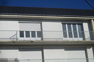 Appartement Loudeac 4 pieces 77.75 m2