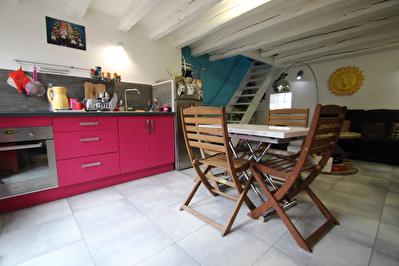 Maison / appartement Les Ponts De Ce, 2 chambres.