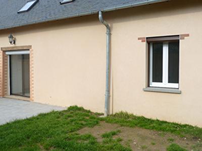 A vendre Maison 3 chambres Le Louroux Beconnais.