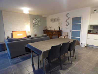 A vendre Les Ponts de Ce, maison 3 chambres, garage, jardin!