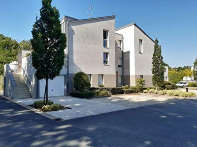 VENDU : APPARTEMENT AVRILLE CENTRE, 3 chambres, terrasse et jardin!
