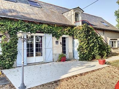 A VENDRE ! Maison Baune Loire Authion, 4 chambres, grand jardin, dependances, piscine!