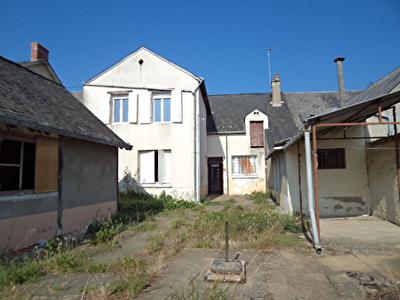 Maison Saint Jean De La Motte 4 pieces 96,17 m2