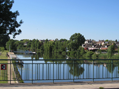 Maison de ville centre La Suze sur Sarthe