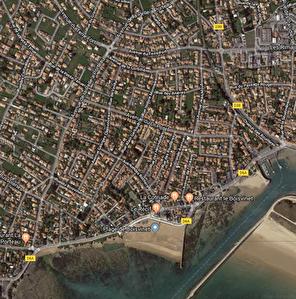 Terrain Saint Gilles Croix De Vie 223 m2