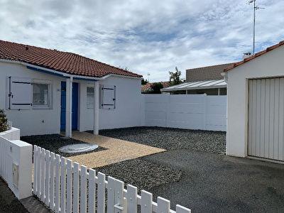 Maison Saint Gilles Croix De Vie 2 pieces 50 m2