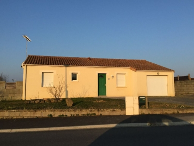 Maison Saint Macaire En Mauges 5 pieces 81.49 m2