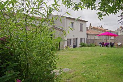 Axe CLISSON - MORTAGNE, Maison.