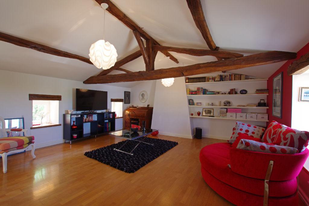 vente maison de luxe 49280 saint leger sous cholet