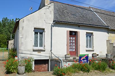 Maison de plain-pied 70m2 a Brion