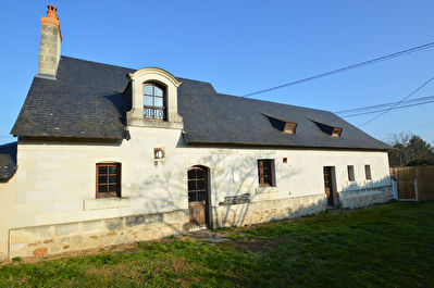 Maison Beaufort En Vallee 5 pieces 104 m2