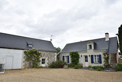Maison Loire Authion 8 pieces