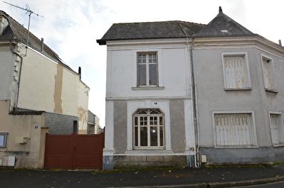 Maison Beaufort En Vallee 3 pieces 57 m2