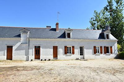 Maison Beaufort En Anjou 88 m2