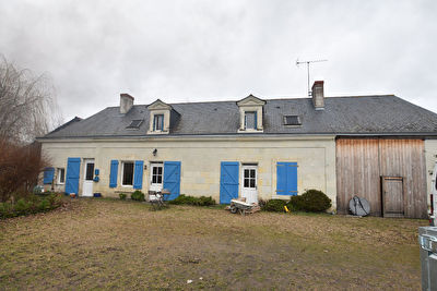 Maison La Menitre 6 pieces 136 m2