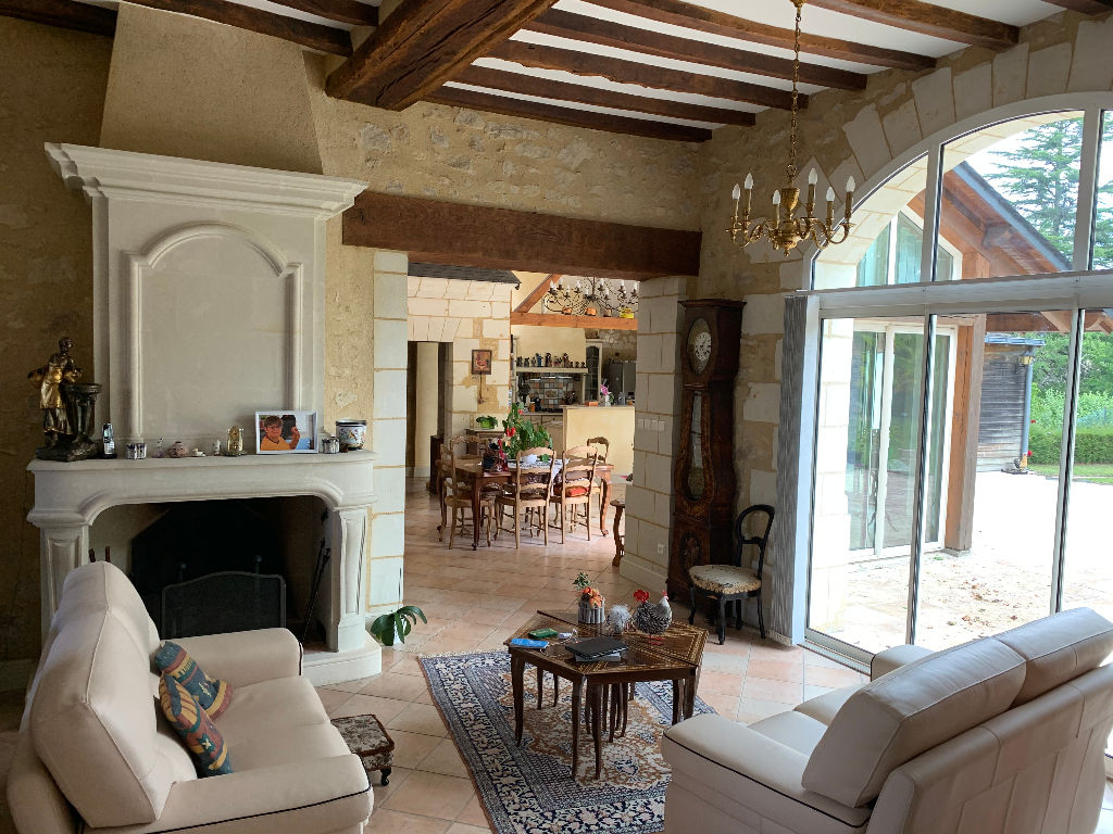 Maison Bauge En Anjou 9 pièce(s) 388.50 m2
