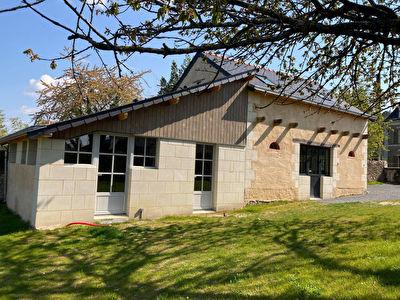 Maison Fontaine Guerin 3 pieces 77.60 m2