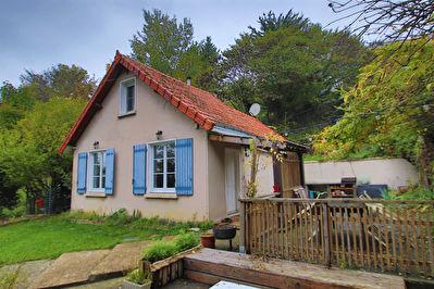 Maison Soucelles terrain 1200 m2
