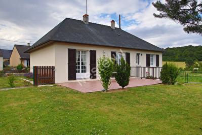 Maison Chateauneuf, 3 chambres, terrain 800 m2