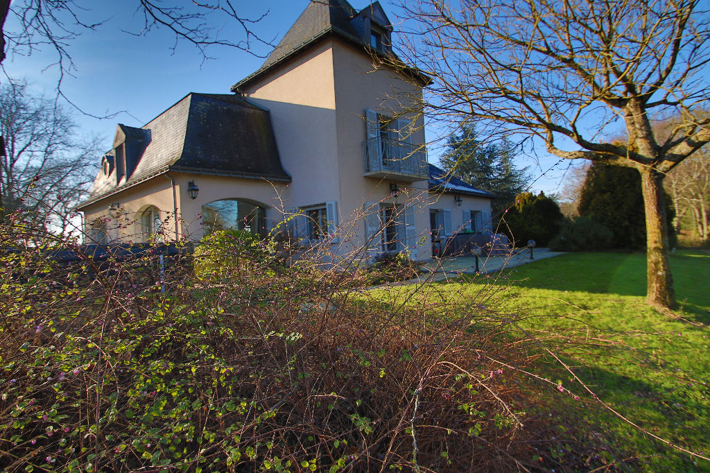vente maison de luxe 49125 tierce